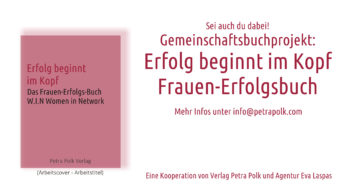 Erfolg beginnt im Kopf Buchprojekt WIN