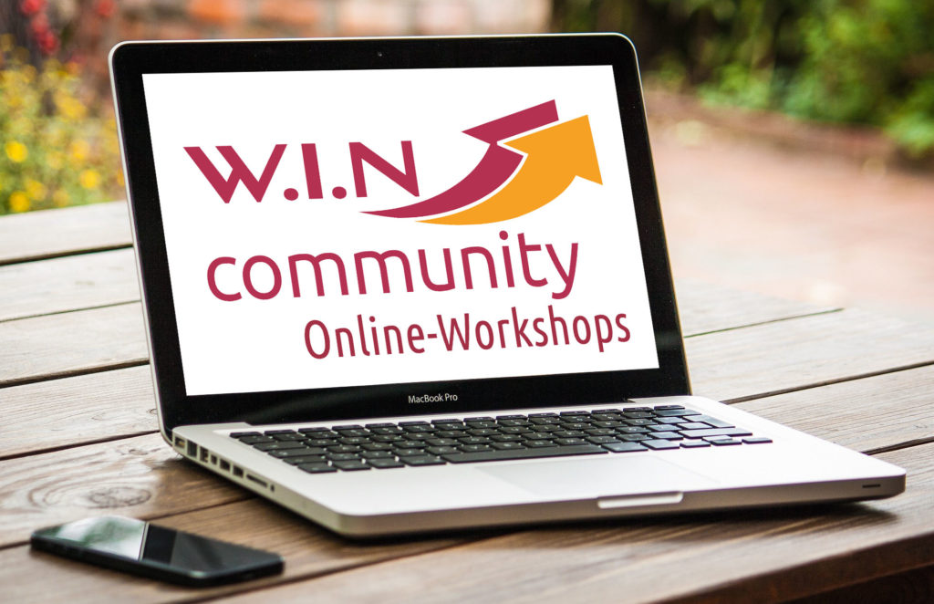 WIN Community Online Workshops