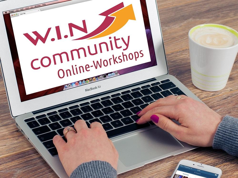 Online-Workshop bei W.I.N Women in Network