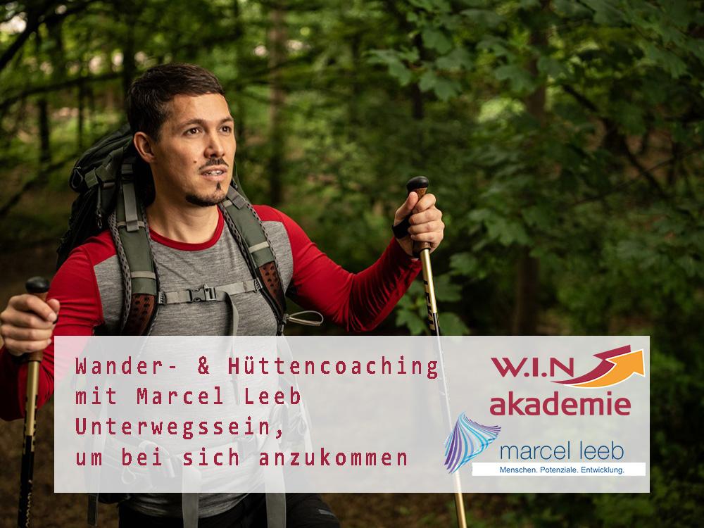 W.I.N Akademie Wandercoaching Marcel Leeb