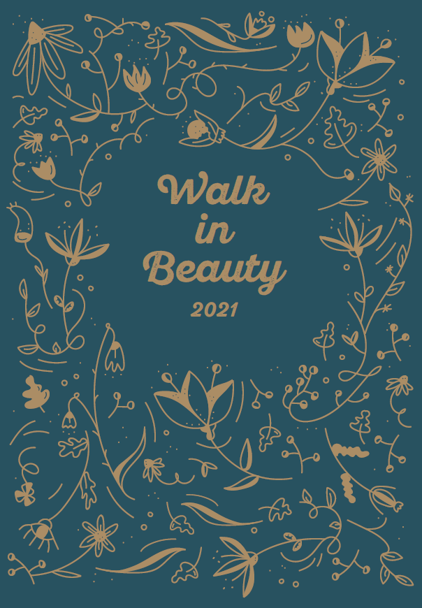 Kalenderjournal 2021 Walk in Beauty
