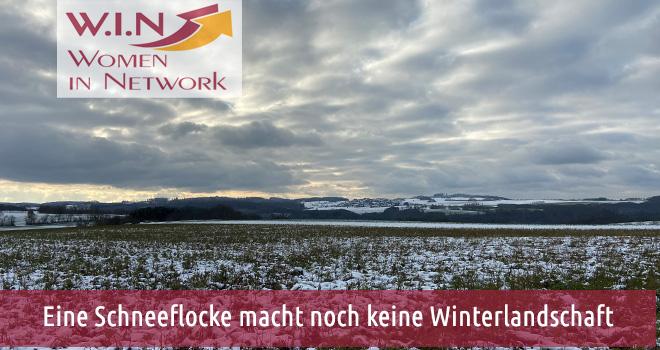 win blog schneeflocke