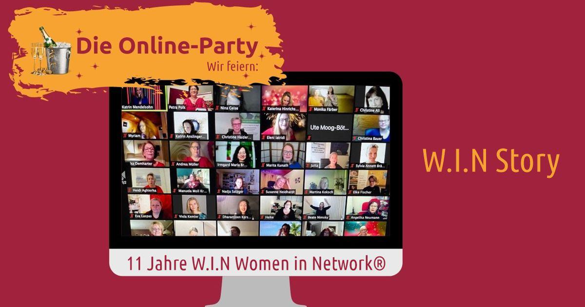 W.I.N Story: 11 Jahre W.I.N Women in Network®