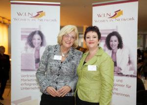 2004: Petra Polk gründet W.I.N Women in Network®