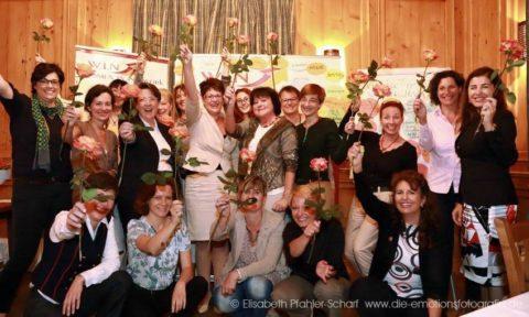 Erfolge feiern mit W.I.N Women in Network