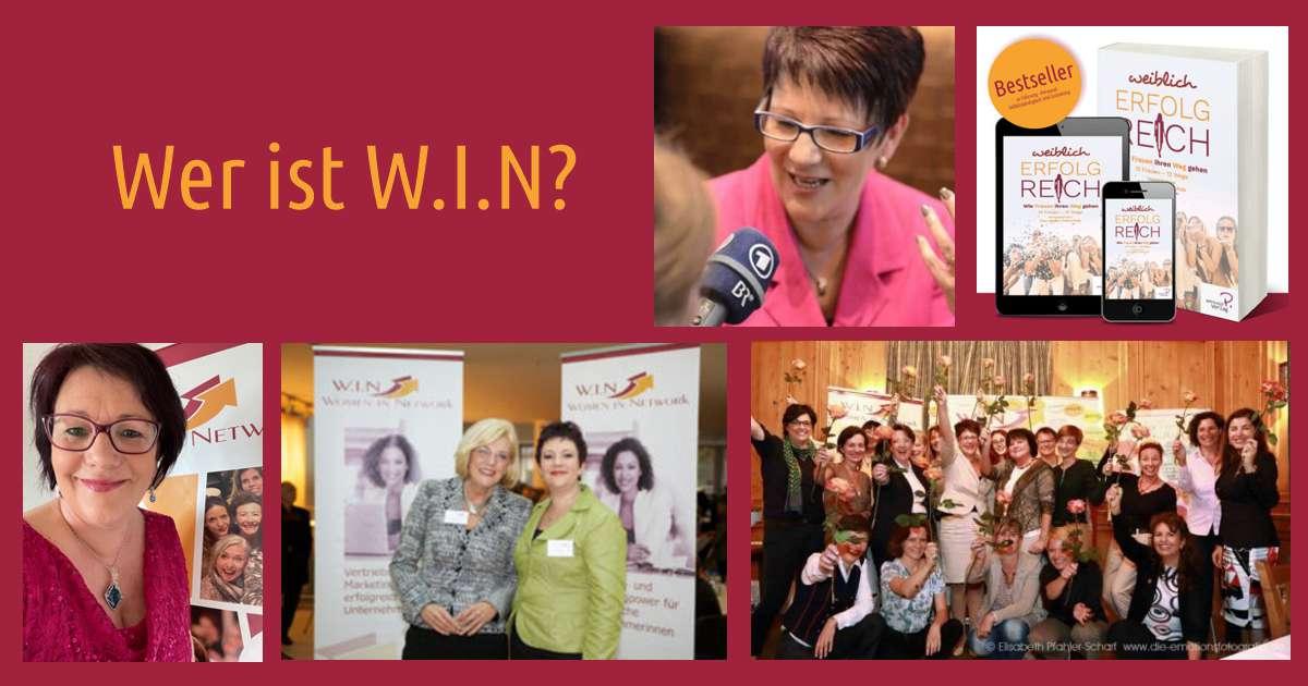 Wer ist W.I.N Women in Network®? (Beitragsbild)