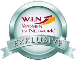 W.I.N Button Exklusive Mitgliedschaft