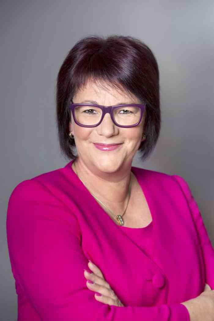 Petra Polk - Gründering W.I.N WOmen in Network