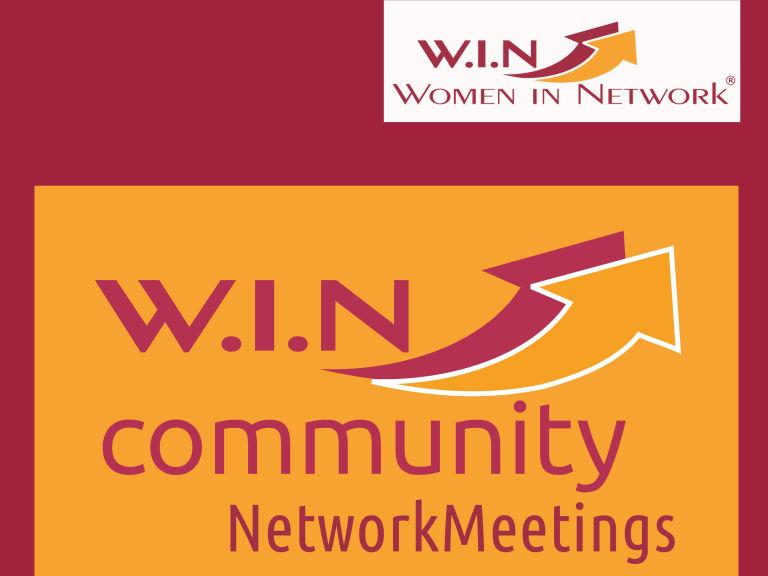 W.I.N Community-NetworkMeeting (Hinweisbanner)