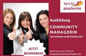 Community Managerin werden