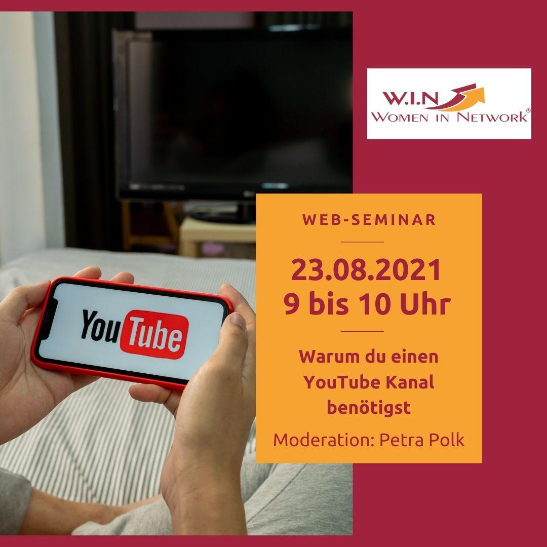 Web Seminar 23.08.