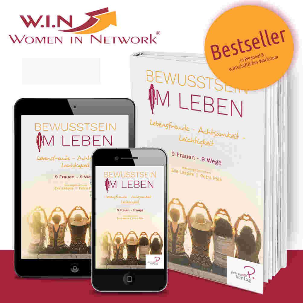 Cover Bewusstsein im Leben Bestseller